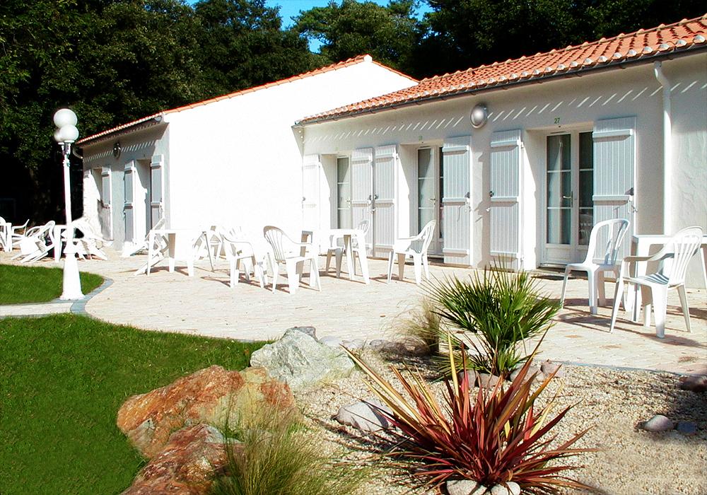 Présentation du village de vacances Noirmoutier 2
