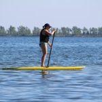 Une séance de paddle par personne offert