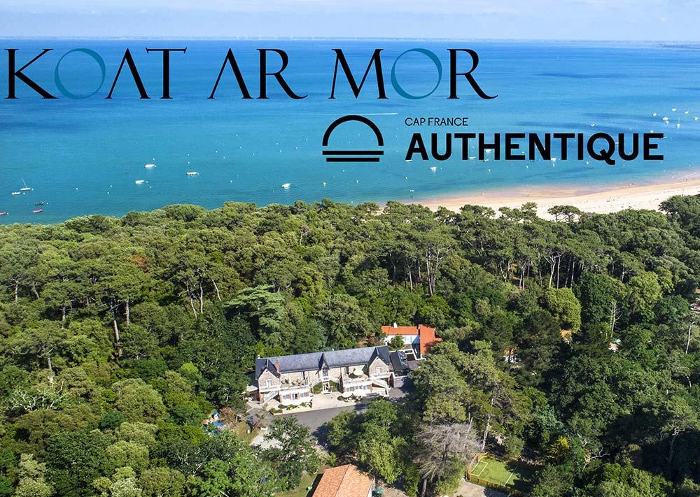 village de vacances authentique à Noirmoutier